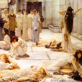 The Women of Amphissa by Sir Lawrence Alma-Tadema