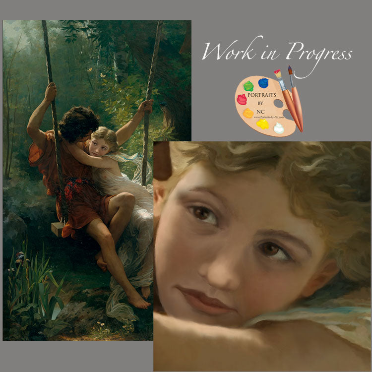 Old Masters Oil Paintings & Art Reproductions on Canvas