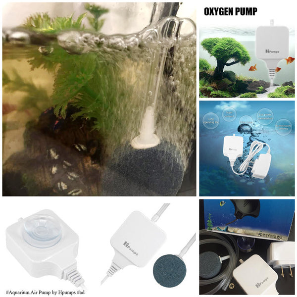 Aquarium Silent Air Pump