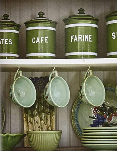 country kitchen cupboard