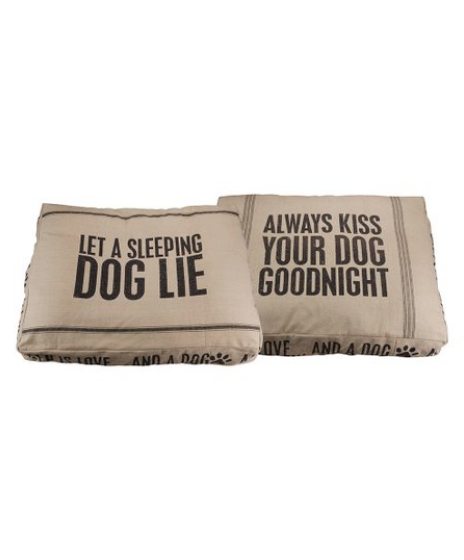 Let a Sleeping Dog Lie Dog BEd