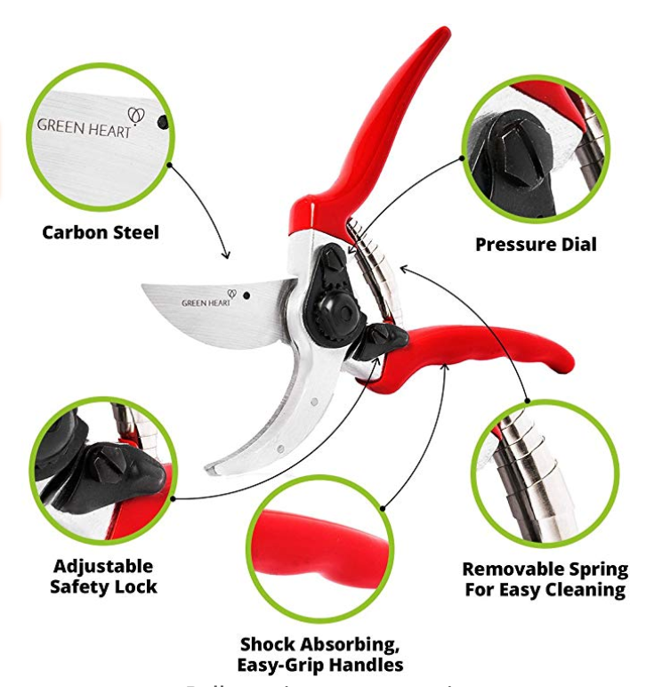 Pruning Shears specs