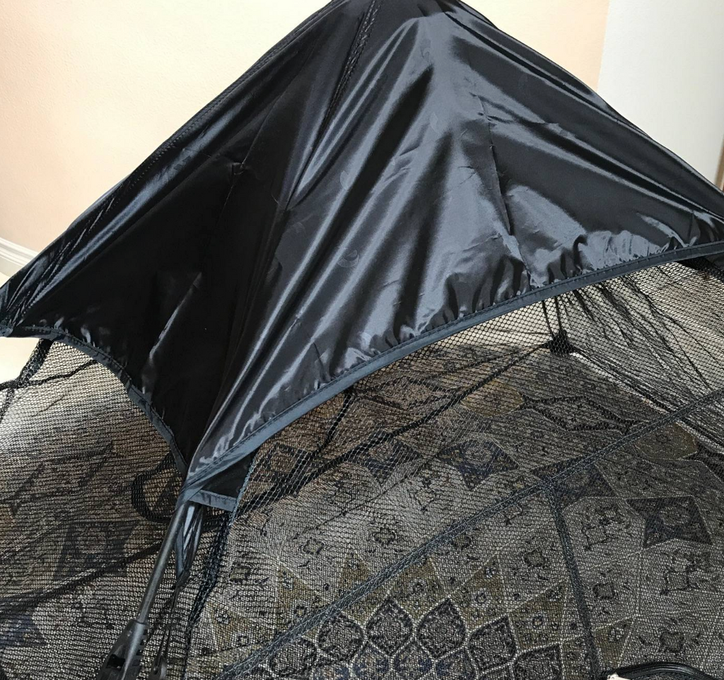 Tent shade cover