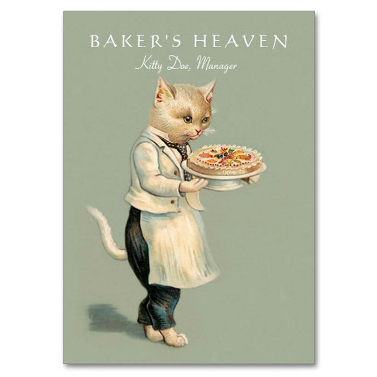 baker heaven cat