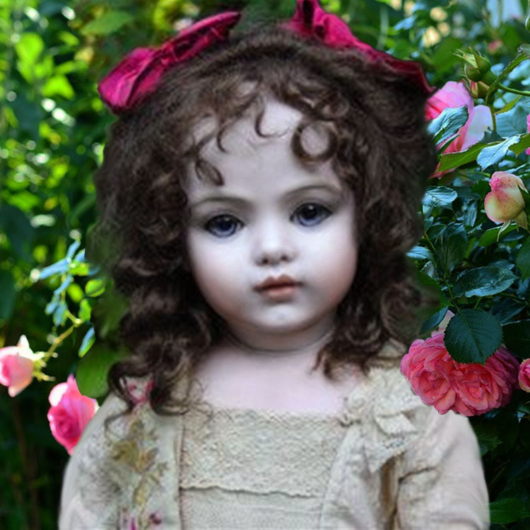 bru doll by margit gieszer