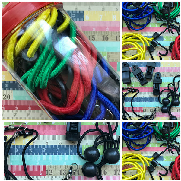 bungee cord assortment