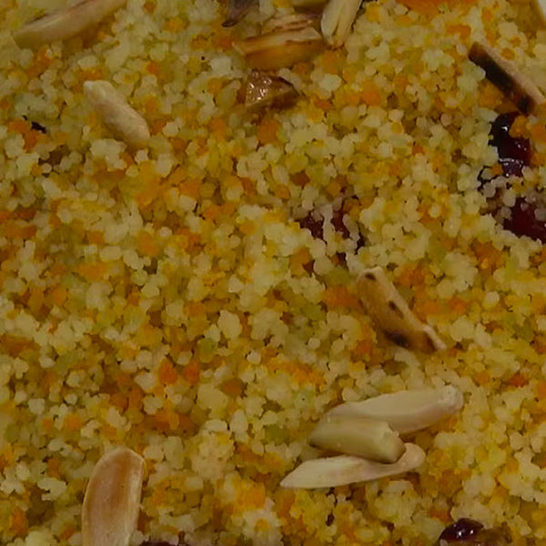 Couscous Detail