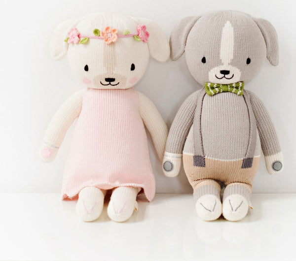 two cuddle and kind dolls