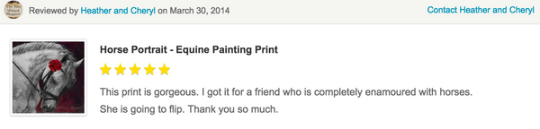 equine-print-review