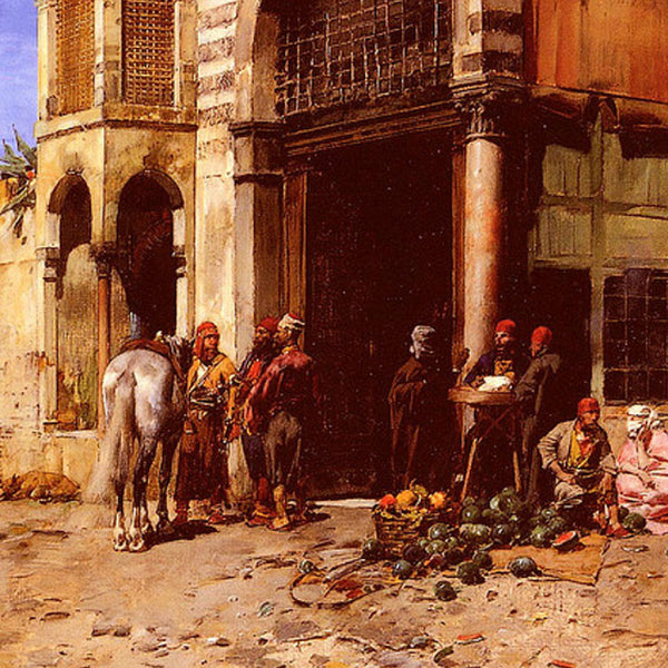 Gathering of Men Alberto Pasini