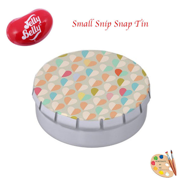 small candy tin