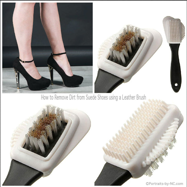 Leather Brush Cleaner