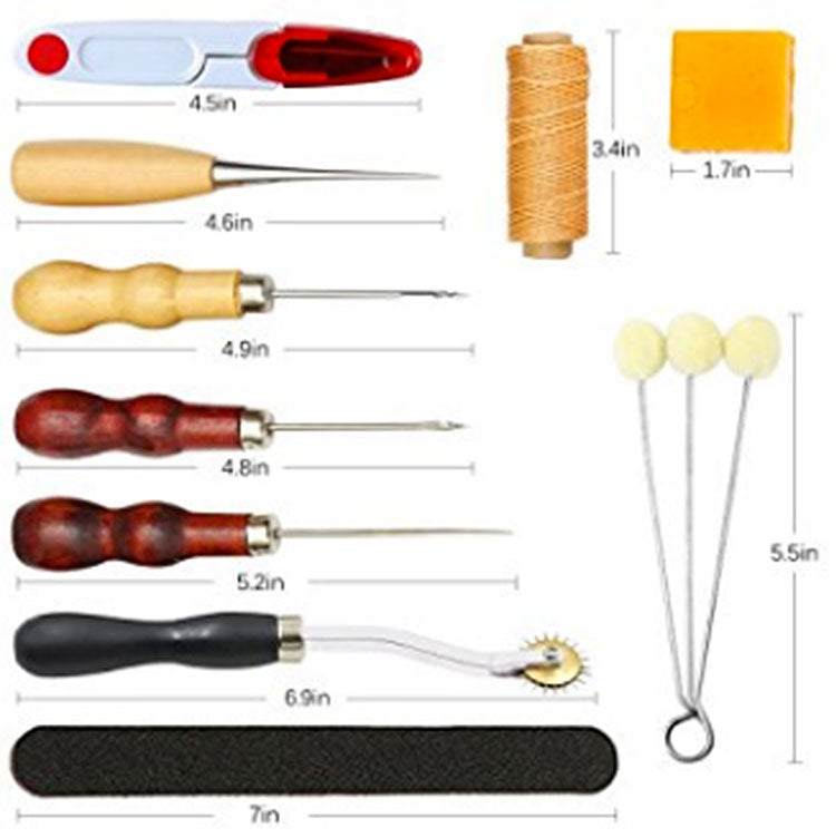 leather making tools