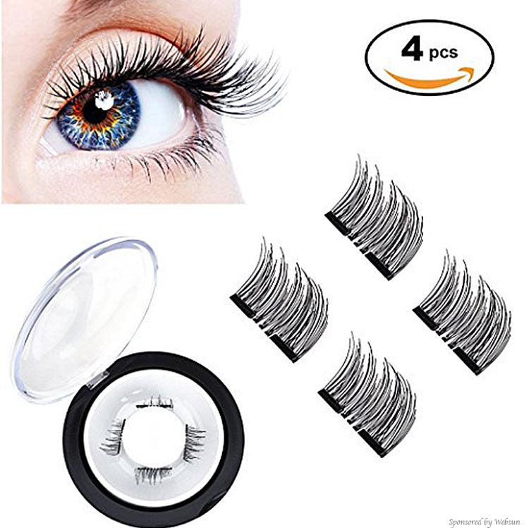 magnetic lashes by websun