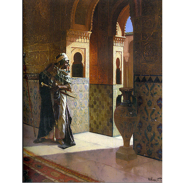 the moorish guard