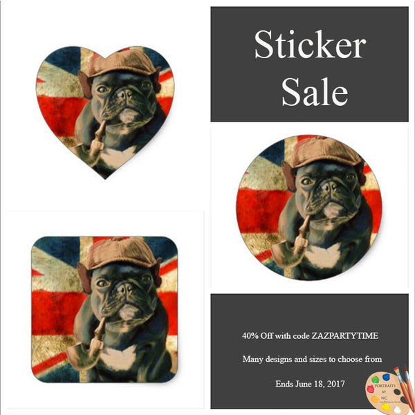 sticker sale