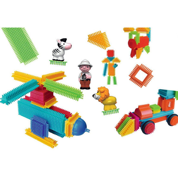 tinker toy pieces