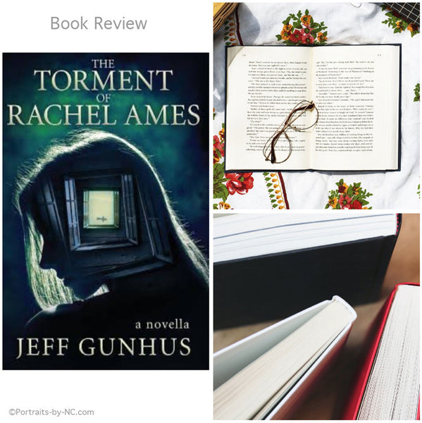 torment of rachel ames by jeff  gunhus