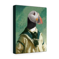 Puffin Ahoi - Canvas Gallery Wraps