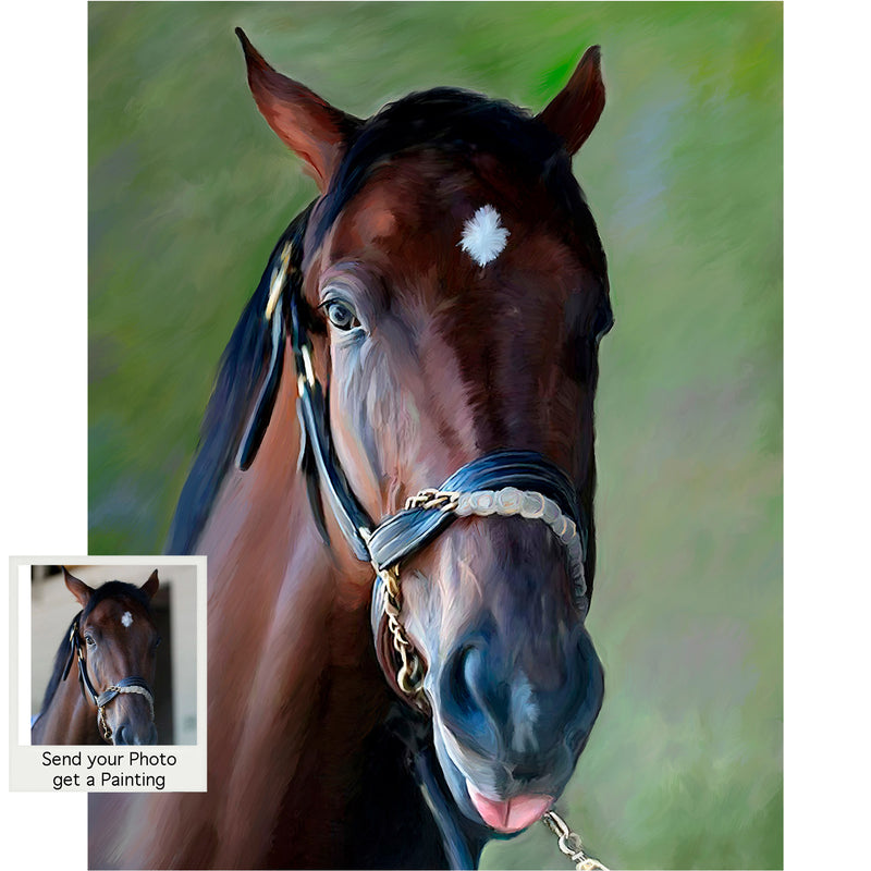 Horse Portraits - Wicked Strong