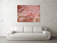 Abstract Transcendental  - Canvas Print