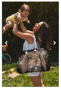 In The Garden Of Whispers - Weekender Tote Bag - Portraits by NC