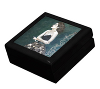 Keepsake Box - the Novelist - Black Box