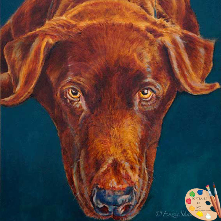 labrador-oil-painting