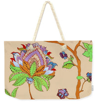 Heavens Flower - Weekender Tote Bag 150