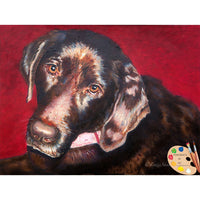 labrador-oil-portrait