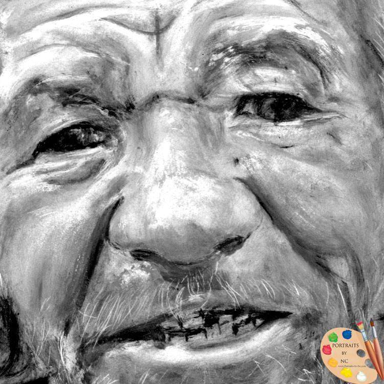 Elderly Man Portrait 60