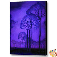 Tree Twilight Print 270