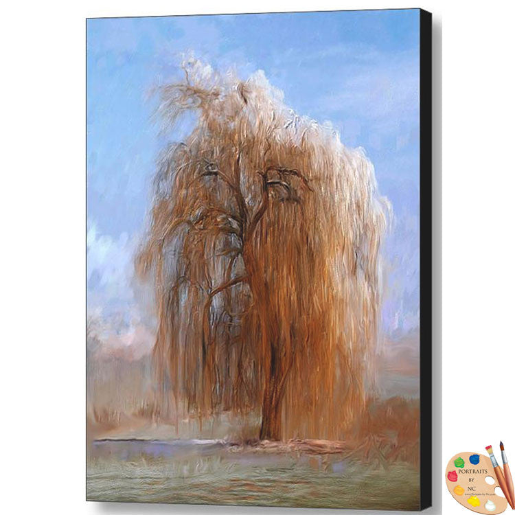 Willow Tree Print 299