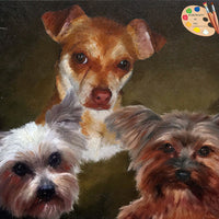 Group Dog Portrait 571