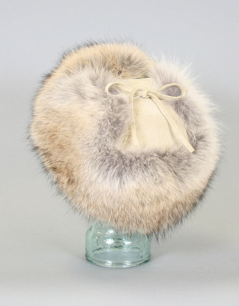 Fur RCMP Hat-Coyote