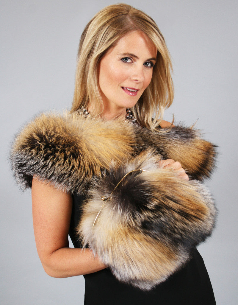 Lux Fur Collar-F