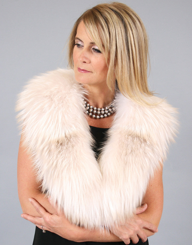 Lux Fur Collar-D