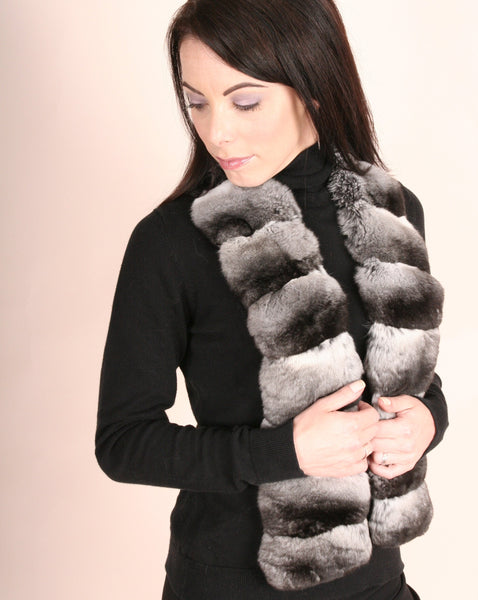 Chinchilla Scarf