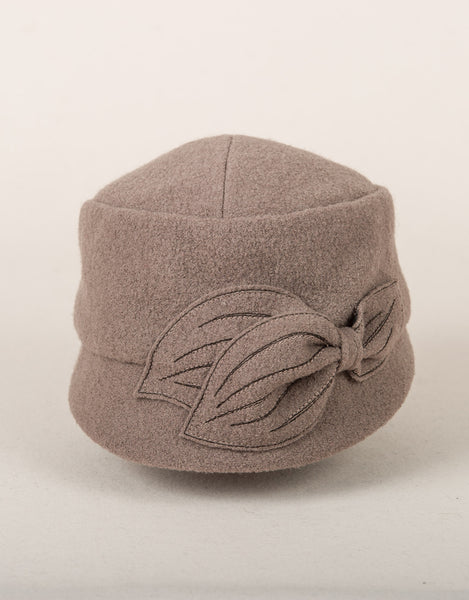 Lillie Cohoe / Boiled Wool Hat - Mao Now