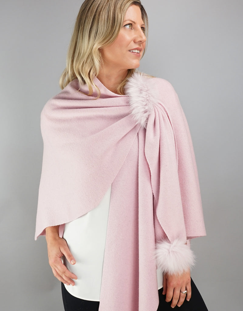 "Loop ""Pull Thru""  Wrap - Pink"