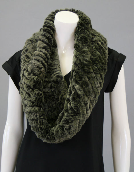 Stretch Cowl/ Shrug-D