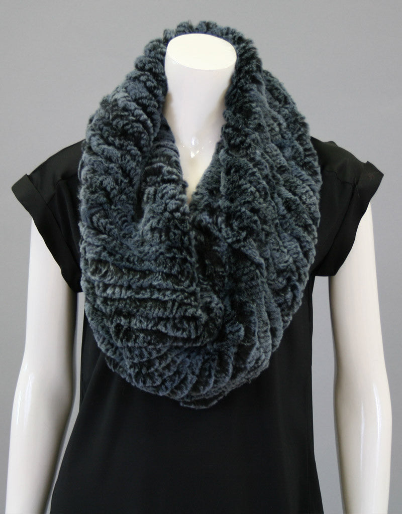 Stretch Cowl/ Shrug- Sugarplum