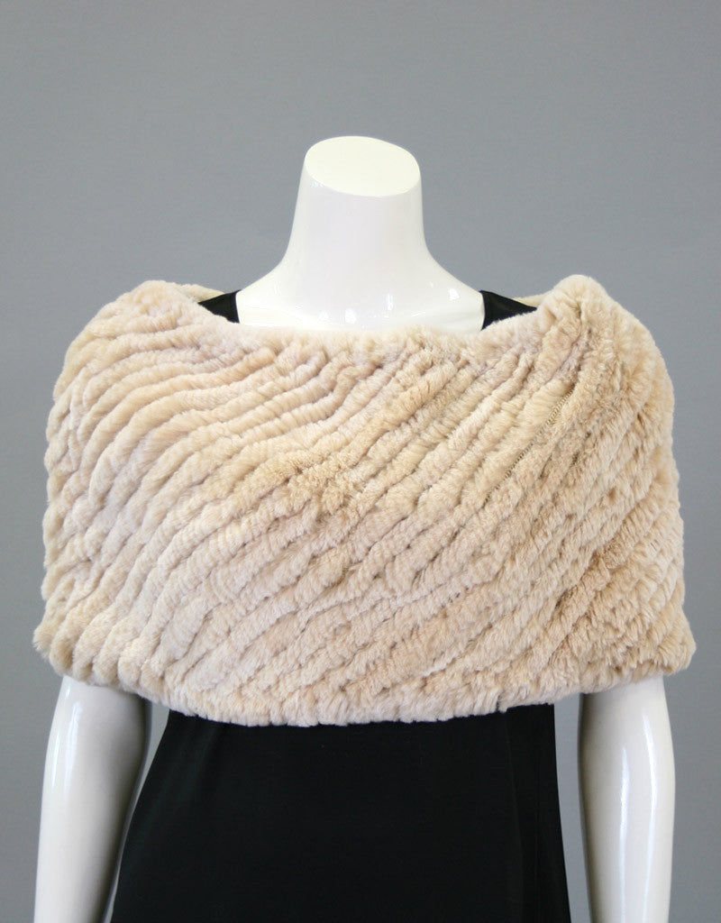 Stretch Cowl/ Shrug-C