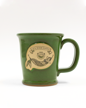 Sea State Mermaid Mug