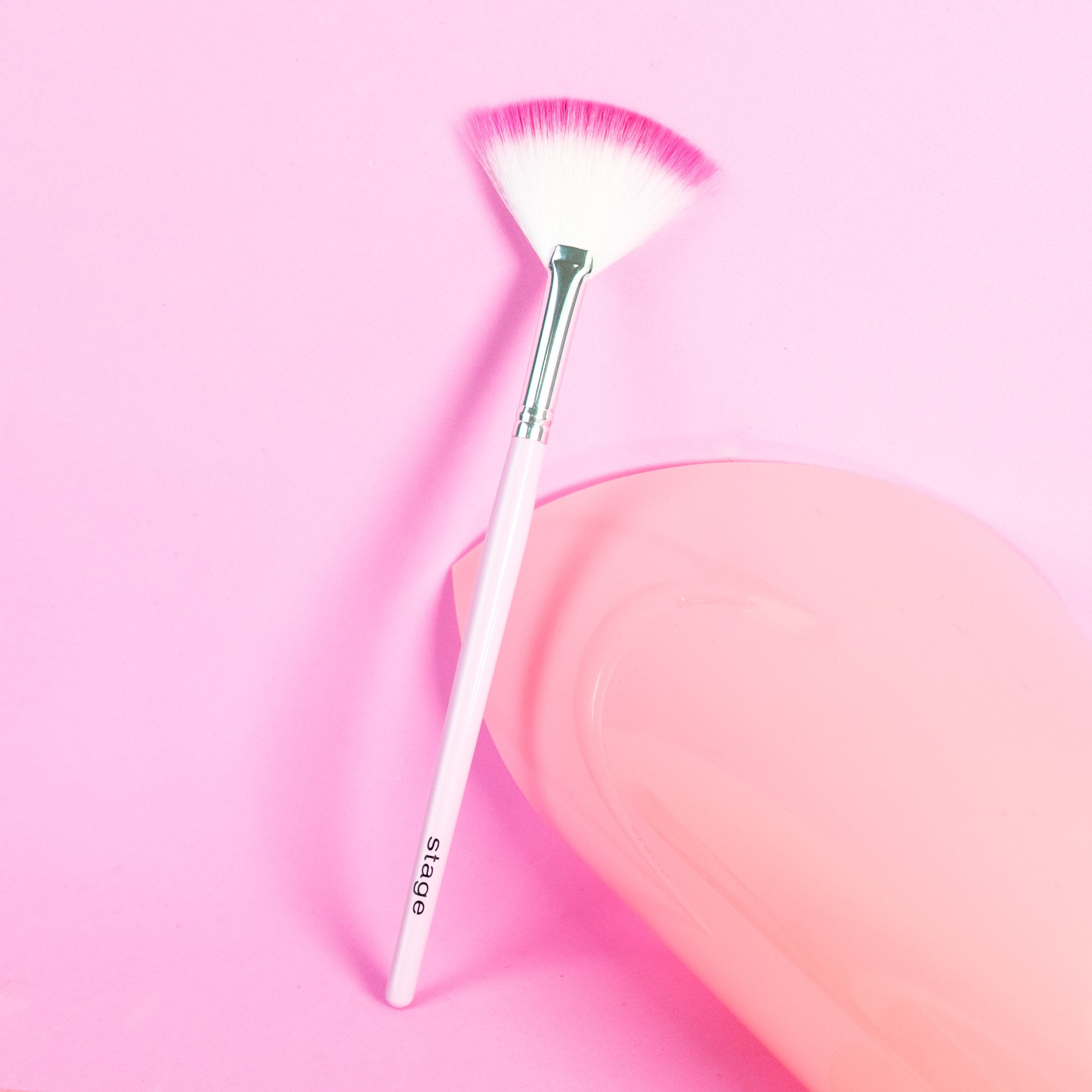 Fan Brush (The Pink Edition)