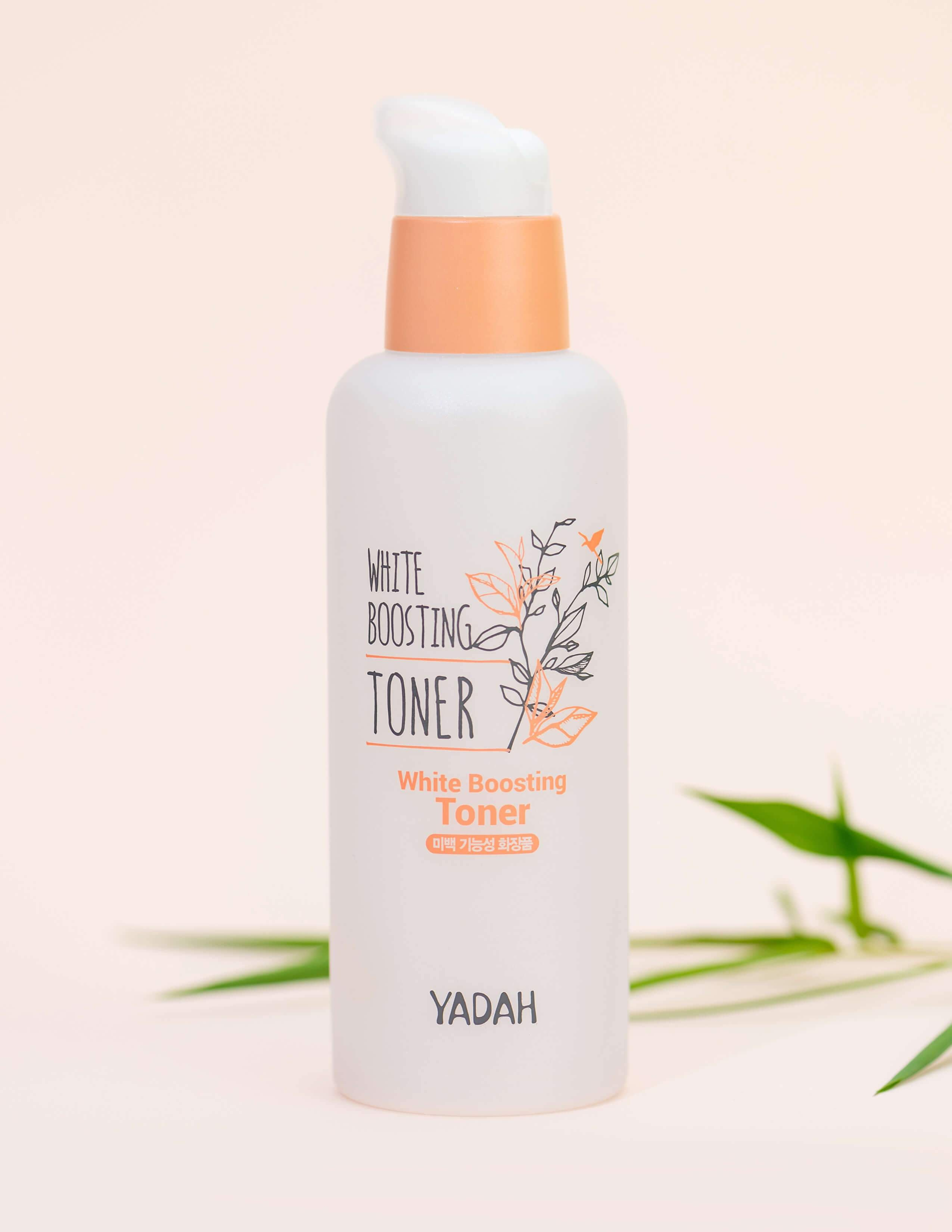 White Boosting Toner 120ml