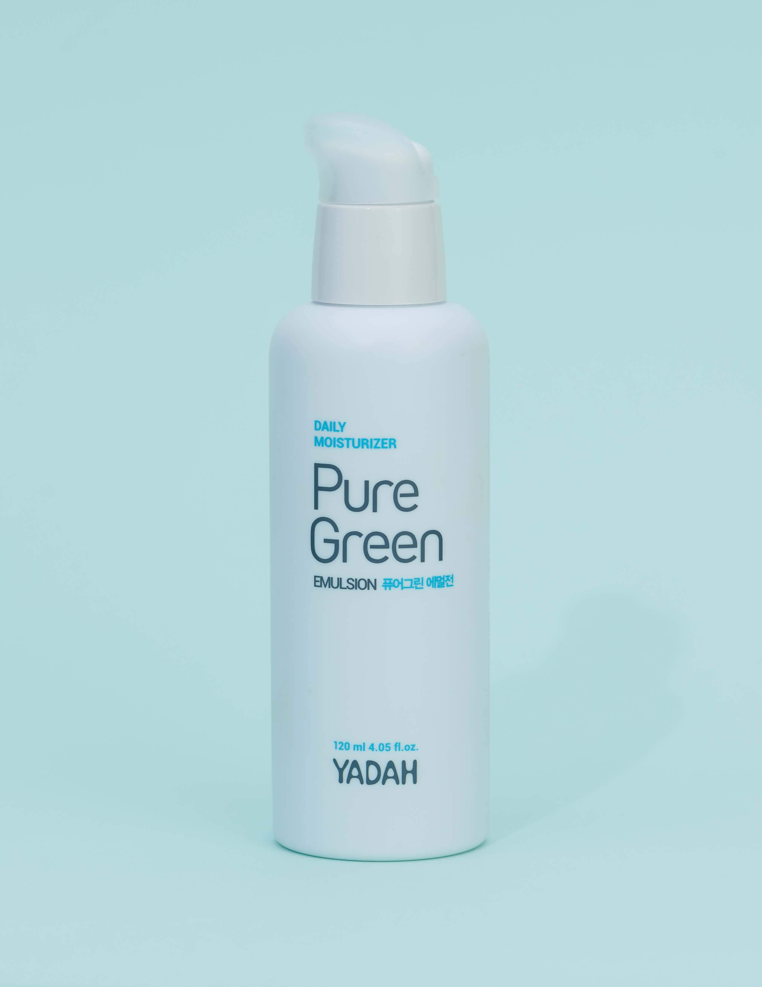 Pure Green Emulsion 120ml