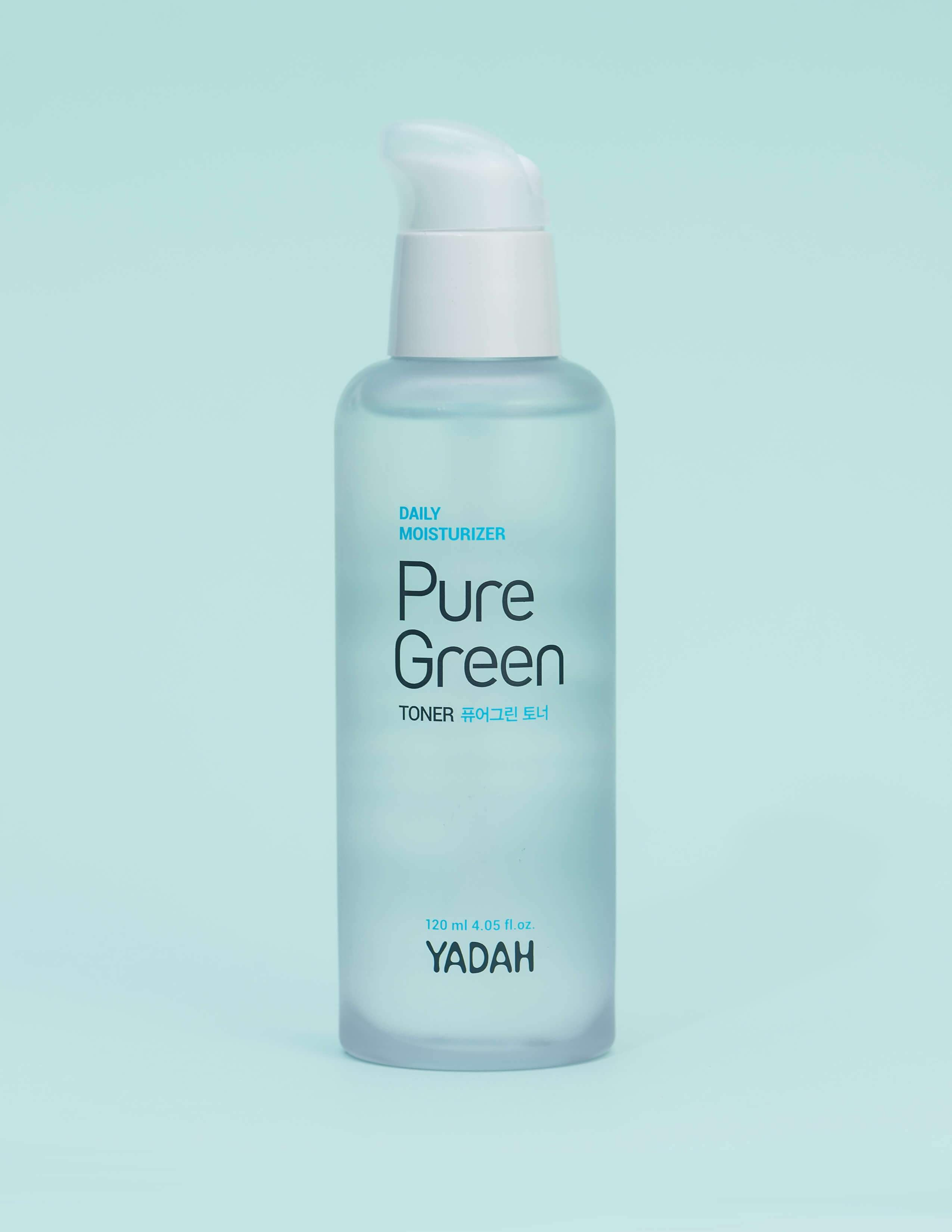 Pure Green Toner 120ml