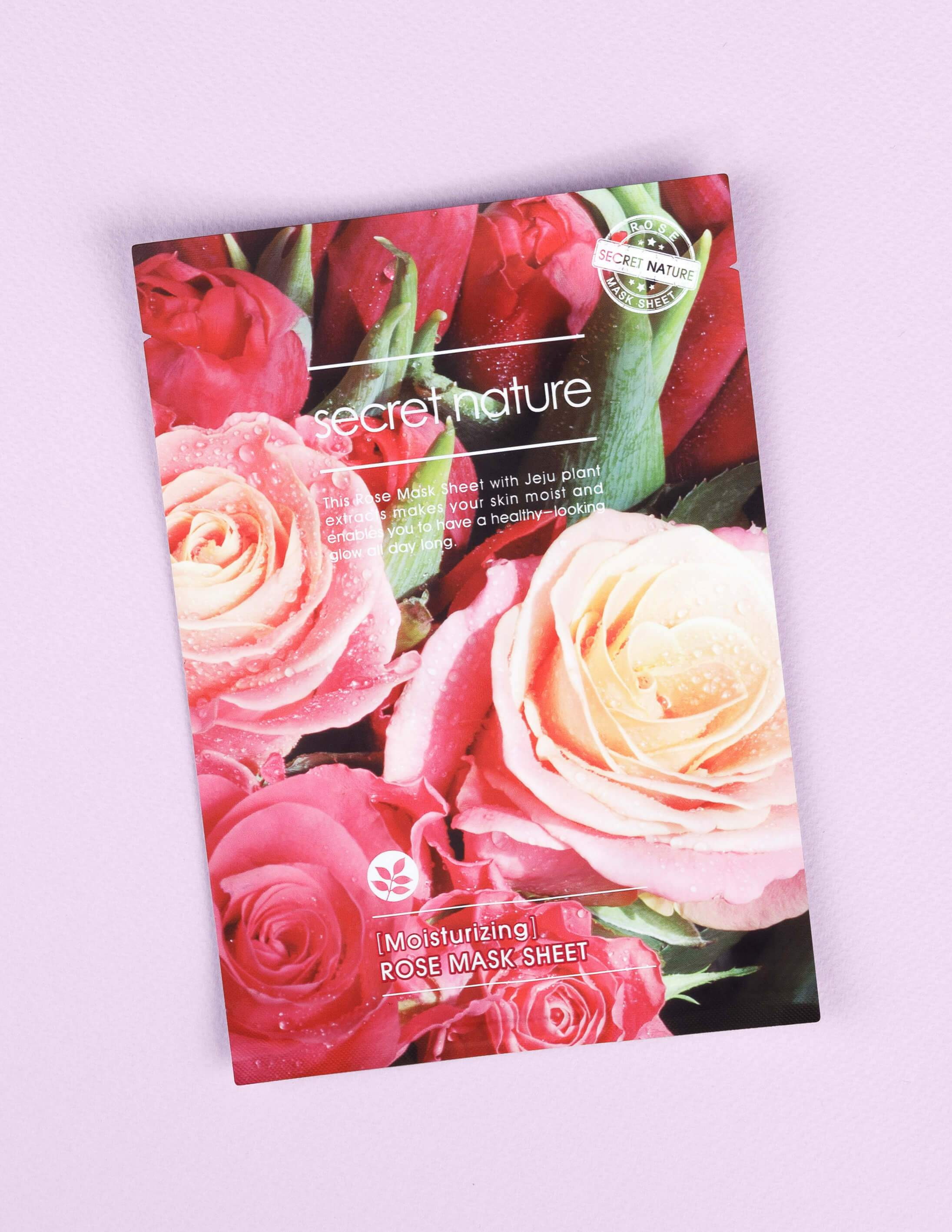 Soothing Rose Mask Sheet 1pc