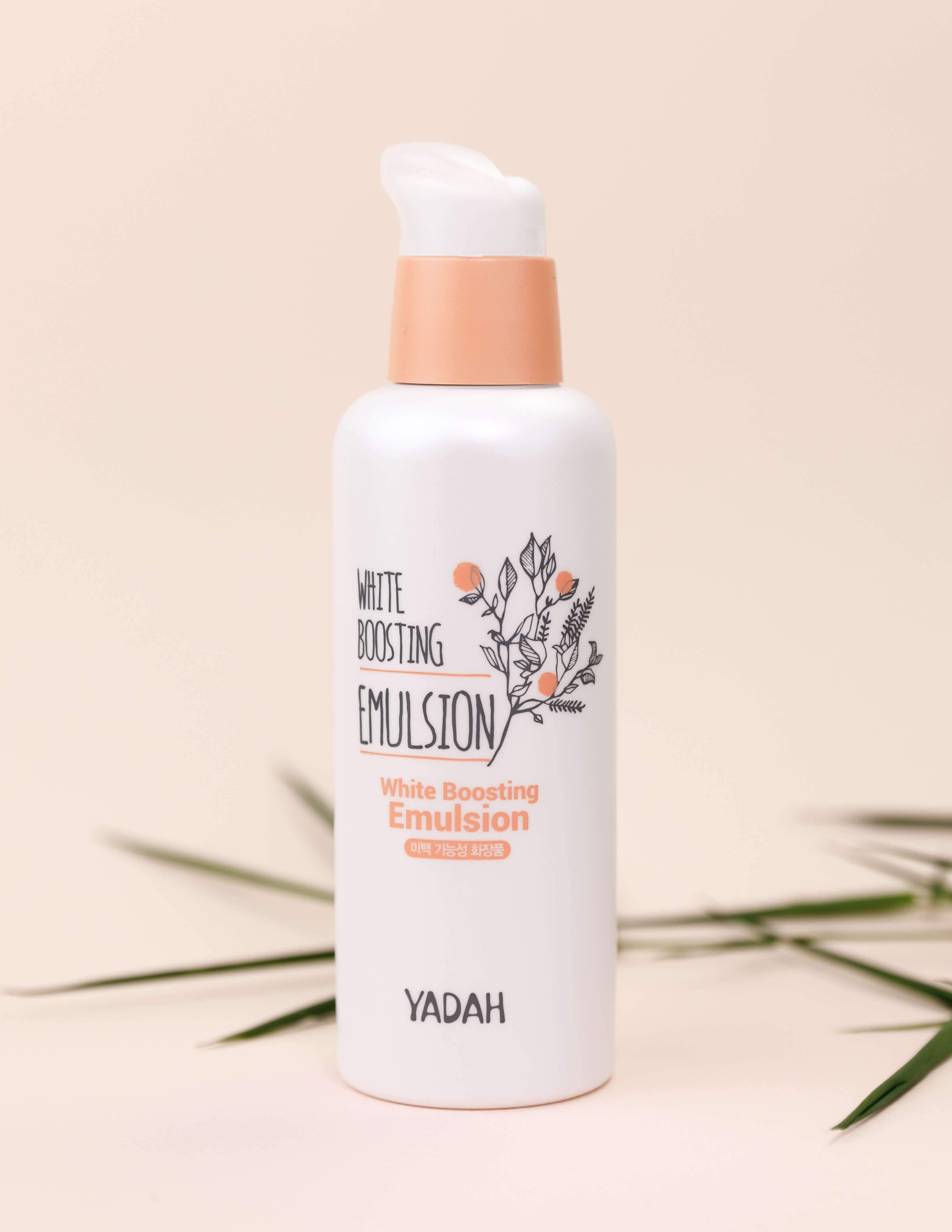 White Boosting Emulsion 120ml